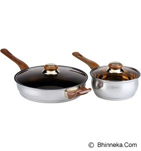 OXONE Eco Cookware Set [OX-933] - Panci Set